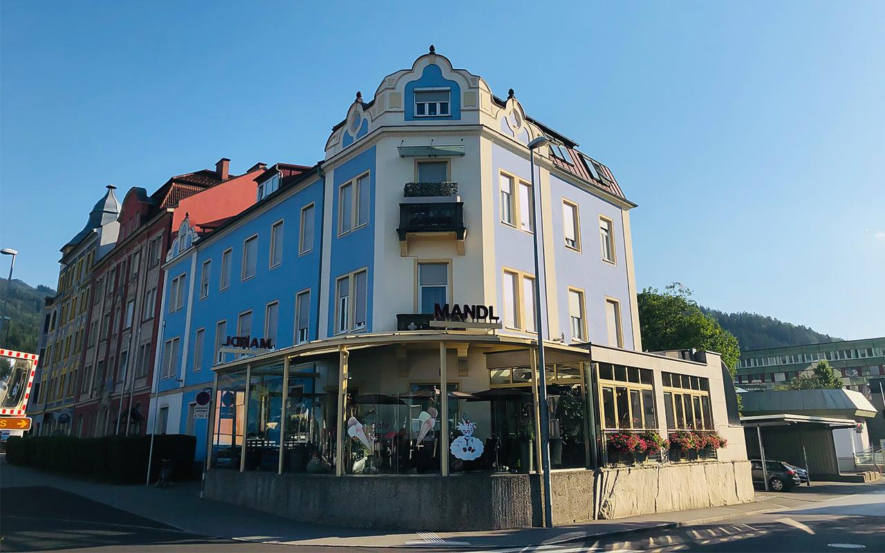 Café Konditorei Mandl Burk an der Mur