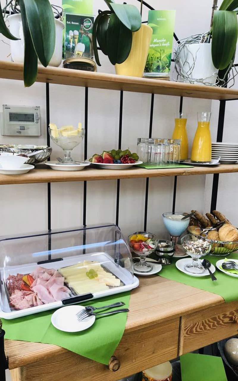Café Konditorei Mandl Zimmer