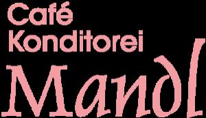 Logo Konditorei Mandl rosa