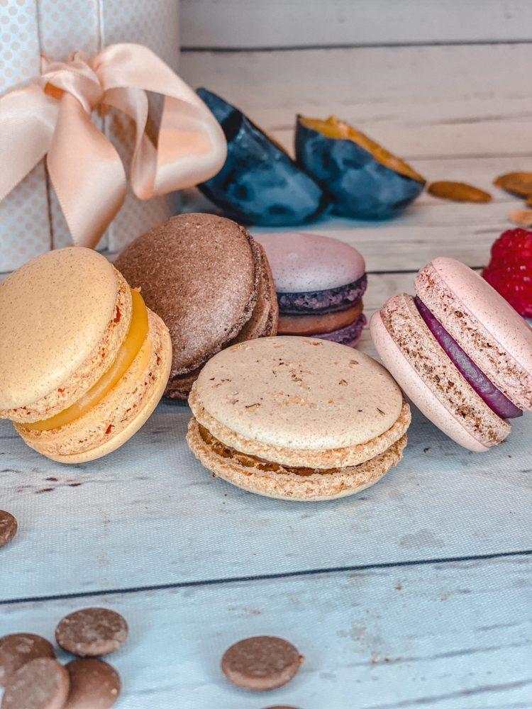 Café Konditorei Mandl Macarons